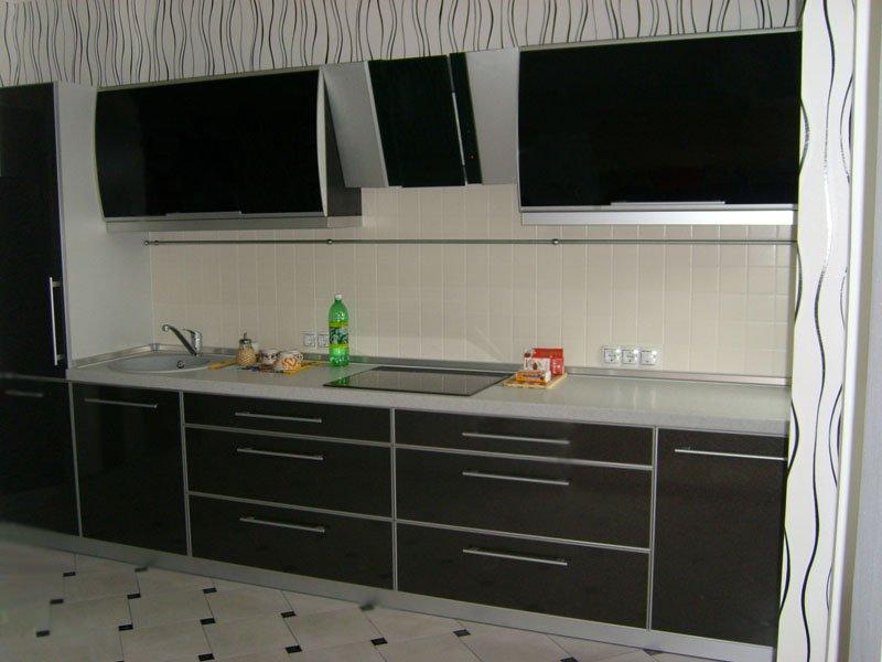 Элит Интерьер кухни пластик